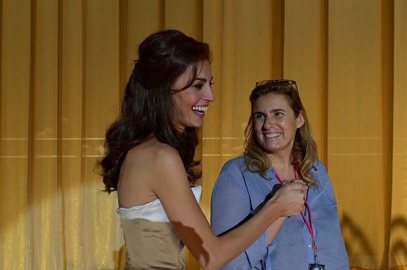 Sveva Alviti (à gauche) et Lisa Azuelos (à droit) – Les Films Séville